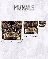 Decors muraux et Accessoires  Photo digit. double les intiss Intisse decor mural Collection Steampunk INI TYPEWRITER M 7PAN53CM  G45258
